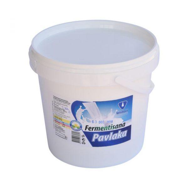 Sour cream 5kg with 20% milk fat